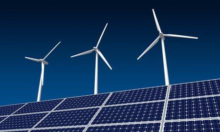 güneş enerjisi, rüzgar enerjisi