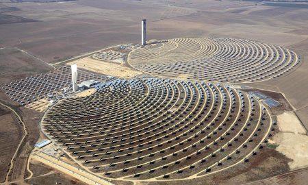 güneş enerjisi santrali, güneş tarlası