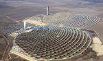 güneş enerjisi tarlaları